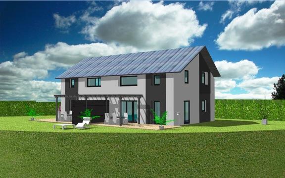 immobilier neuf maison 5 pieces de 92 m2 73200 albertville
